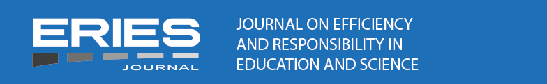 Journal on Efficiency and Responsibility in Education and Science
